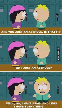 Love South Park :)