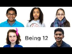 Being 12: The Year Everything Changes - YouTube