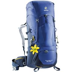 Is this the best adventure backpack for women? We take the Deuter Aircontact Lite out onto the trail and put it to the test! Climbing Outfits, Climbing Clothes, Michael Kors Rucksack, Jack Wolfskin Rucksack, Indigo, Laptop Rucksack, Winter Travel Outfit, Backpack Reviews, Carry On Suitcase