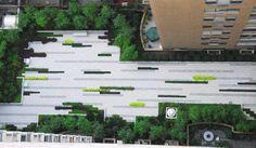 Mondrian Lives On in Modern Garden Design Landscape Plane, Modern Landscape Design, Modern Landscaping, Contemporary Landscape, Outdoor Landscaping, Urban Landscape, Mondrian, Pavement Design, Paving Pattern