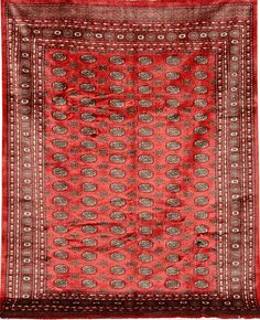 Beautiful Triple Pile Bokhara Rug From Pakistan; Three Times Heavier And  Softer Of The Pile
