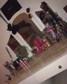 My vanity  #clean