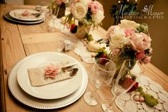 Design: EVENTful Moments, Flowers By Tiffany, Heather Mayer Photography