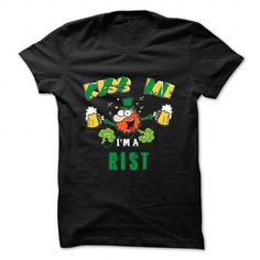 Cool St Patrick - Kiss me - RIST Shirts & Tees