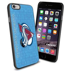 NHL HOCKEY Colorado Avalanche Logo, Cool iPhone 6 Smartphone Case Cover Collector iphone TPU Rubber Case Black [By NasaCover] NasaCover http://www.amazon.com/dp/B0129D4DYO/ref=cm_sw_r_pi_dp_ylTWvb1XCZH4T