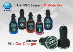 Charge Your Gadgets and Listen to MP3s on Your Car with USB Car Charger Lighter (Available 2 colours) and FM Modulator (Available 5 Models). Starting from Rp 29.000