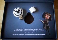MyMagic Welcome Package (At Disney Again)