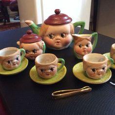 antique-dolls-Googly-tea-set-Japan-1920s-RARE