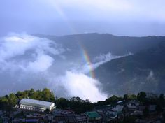 Rainbow  Photo by puja tamang -- National Geographic Your Shot