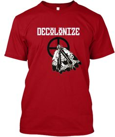 Decolonize your mind now!