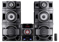 music system Sony Mini Hi-Fi Music system - GoToInquiry Hifi Music System, Sonos System, Wireless Music System, Audio System, Bluetooth Speakers, Music Basics, Tivoli Audio, Complete Music, Hi Fi System