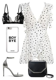 """Untitled #1867"" by kellawear on Polyvore featuring Yves Saint Laurent, WithChic and STELLA McCARTNEY"