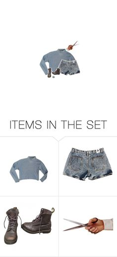 """""""is it in my head?"""" by illumi-naughty ❤ liked on Polyvore featuring art"""