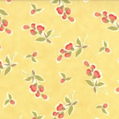 Avalon - Mimosa in Mimosa by Fig Tree & Co for Moda Fabrics