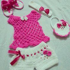 Baby Dress 42 Adorable Crochet Baby Dress Patterns Images for 2019 - Page 25 of . : Baby Dress 42 Adorable Crochet Baby Dress Patterns Images for 2019 – Page 25 of 67 – Kids C… Crochet Baby Dress Pattern, Knit Baby Dress, Baby Dress Patterns, Baby Knitting Patterns, Crochet Patterns, Pattern Dress, Pull Crochet, Crochet Girls, Crochet For Kids