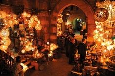 Khan El Khalili Bazar, Cairo