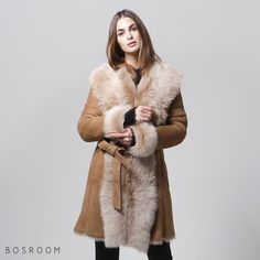 Bosroom genuine Toscana shearling fur coat. 100% Genuine shearling Toscana fur. Leather/Lining-genuine shearling. Women clothing size conversion chart. Japan 5 7 9 11 13 15 17 19 21. UK/AU 4-6 8 10 12 14 16 18 20 22. | eBay!