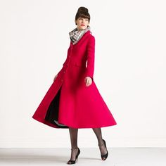 kate spade patrice coat; i saw this in the soho store and it's even more exquisite in person