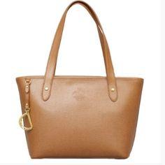 Reduced Price! Brown Ralph Lauren Sloan Bag.