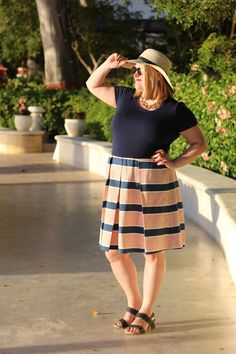 How to Expand the Waist on a Sewing Pattern | Sew Mama Sew | Outstanding sewing, quilting, and needlework tutorials since 2005.