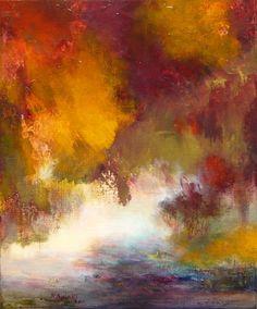 "Saatchi Online Artist Rikka Ayasaki; Painting, ""Passions 5098"" #art"