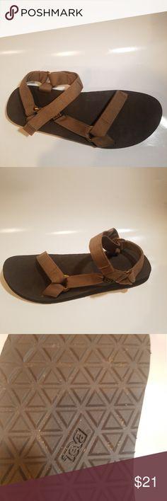 327d389c421 TEVA MENS SANDALS SIZE 14 In excellent condition. Little wear to soles. Mens  sz