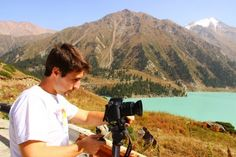 Shooting Kazakhstan's Big Almaty Lake