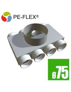 PE-flex rozdeľovač M Tech, Box, Snare Drum, Technology