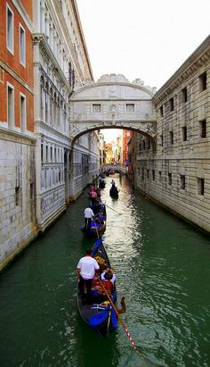 Bridge of Sighs - Venice Italy