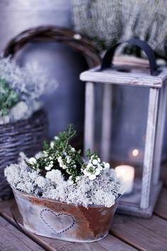 Hetkiä Maalla Container Gardening, Gardening Tips, Candels, Autumn Photography, Home Photo, Winter Time, Garden Inspiration, Christmas Time, Fall Decor