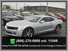 2012 Chevrolet Camaro LT Coupe    Overall Length: 190.4, Seatback Storage: 1, Dusk Sensing Headlights, Front Head Room: