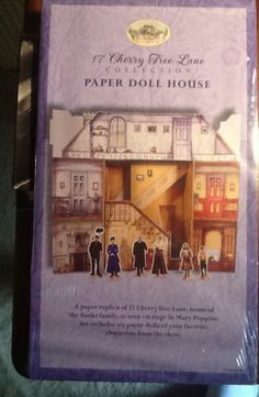 Baking Accs. & Cake Decorating Four Disney Mary Poppins Gingerbread Townhouse On Cherry Tree Lane Kits Sale Home & Garden