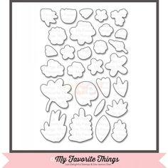My Favorite Things Die-namics - Blissful Blooms