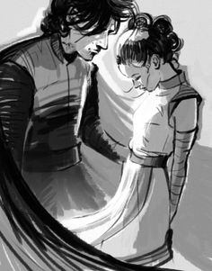 Find images and videos about love, star wars and kylo ren on We Heart It - the app to get lost in what you love. Kylo Rey, Kylo Ren And Rey, Star Wars Saga, Reylo Fanart, Maximum Ride, Star Wars Ships, Last Jedi, Clone Wars, Far Away