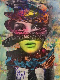 Artist: DAIN  #streetart