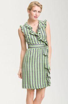 Aubrey Wrap Dress