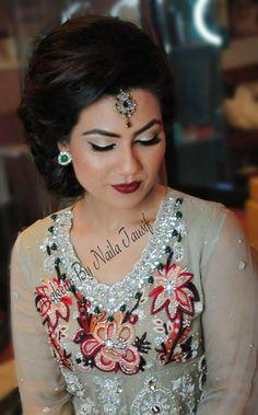 Makeup by Naila tausif Party Makeup, Most Beautiful, Diamond, Jewelry, Women, Fashion, Moda, Jewlery, Festival Makeup
