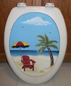 Details about Flower Toilet Seat Wall Sticker Bathroom Decoration