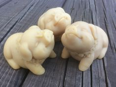 Cute piggy soap from Lucy's Soap Cute Piggies, Goat Milk Soap, Bar Soap, Soaps, Stuffed Mushrooms, Vegetables, Inspiration, Food, Bath Soap