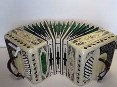 ITALIAN GEM QUAD CONCERTINA   Bb - http://musical-instruments.goshoppins.com/accordion-concertina/italian-gem-quad-concertina-bb/