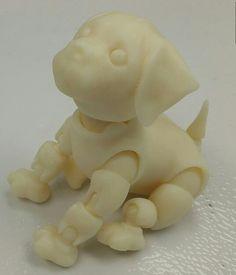 My printed Puppy Adddam Garlic, Puppies, 3d, Printed, Vegetables, Veggies, Vegetable Recipes, Puppys, Newborn Puppies