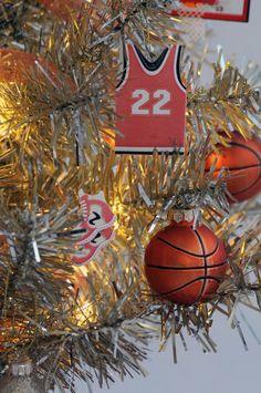 christmas tree netball drill