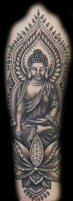 best buddha tattoo designs ideas men women #NeatTattoosIWouldHave