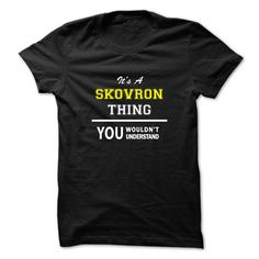 [Hot tshirt name list] Its a SKOVRON thing you wouldnt understand  Discount 20%  Hey SKOVRON you might be tired of having to explain yourself. With this T-Shirt you no longer have to. Get yours TODAY!  Tshirt Guys Lady Hodie  TAG YOUR FRIEND SHARE and Get Discount Today Order now before we SELL OUT  Camping a ritz thing you wouldnt understand tshirt hoodie hoodies year name birthday a skovron thing you wouldnt understand