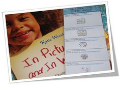 Mrs. Wills Kindergarten: In Pictures and In Words Chapters 1 to 6-  The book study has begun!