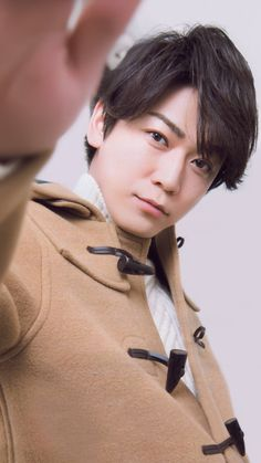 Kazuya Kamenashi Oh I love this angle!!! You can almost imagine that hand being on top of your head fangirl squeals