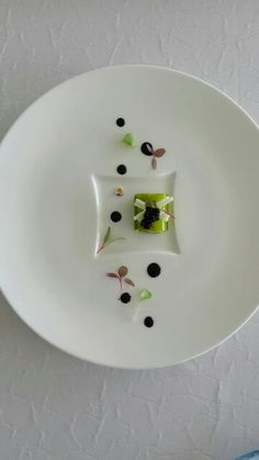 Crab meat w/ apple jelly n balsamic