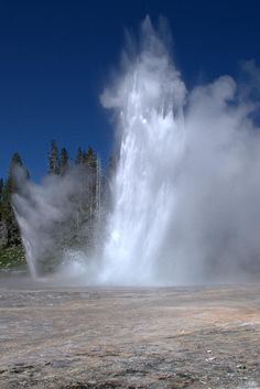 #Grand #Geyser with Vent and Turbine #Geysers at #Yellowstone #National #Park. Starting at $27. Brian Harig's Super SALE! 30 dollars off any order over 80 dollars. But hurry, the sale ends soon and limited to only the first 25 buyers. Use the promo code MKTEFT at the image link. #photography #photo #photog #nikon #nature #travel