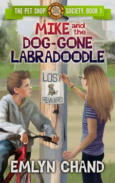 Mike & the Dog-Gone Labradoodle