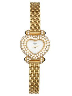 Chopard heart watch